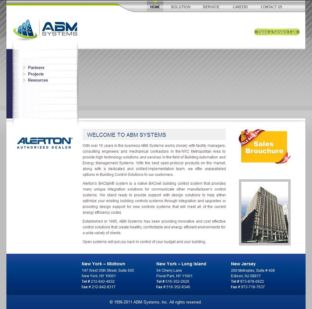 ABM Systemsinc