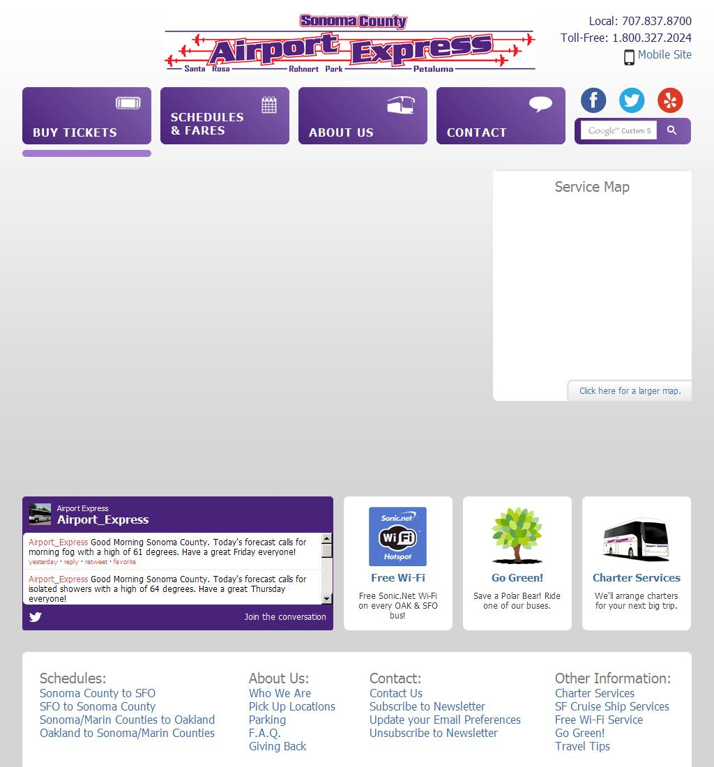 Airport Express Inc.