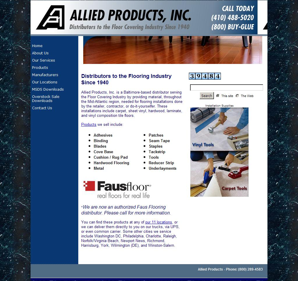 allied products inc Thousands of poleline hardware and construction products for power utilities over sixty years, allied bolt has provided telecom providers with outside plant products and tools.