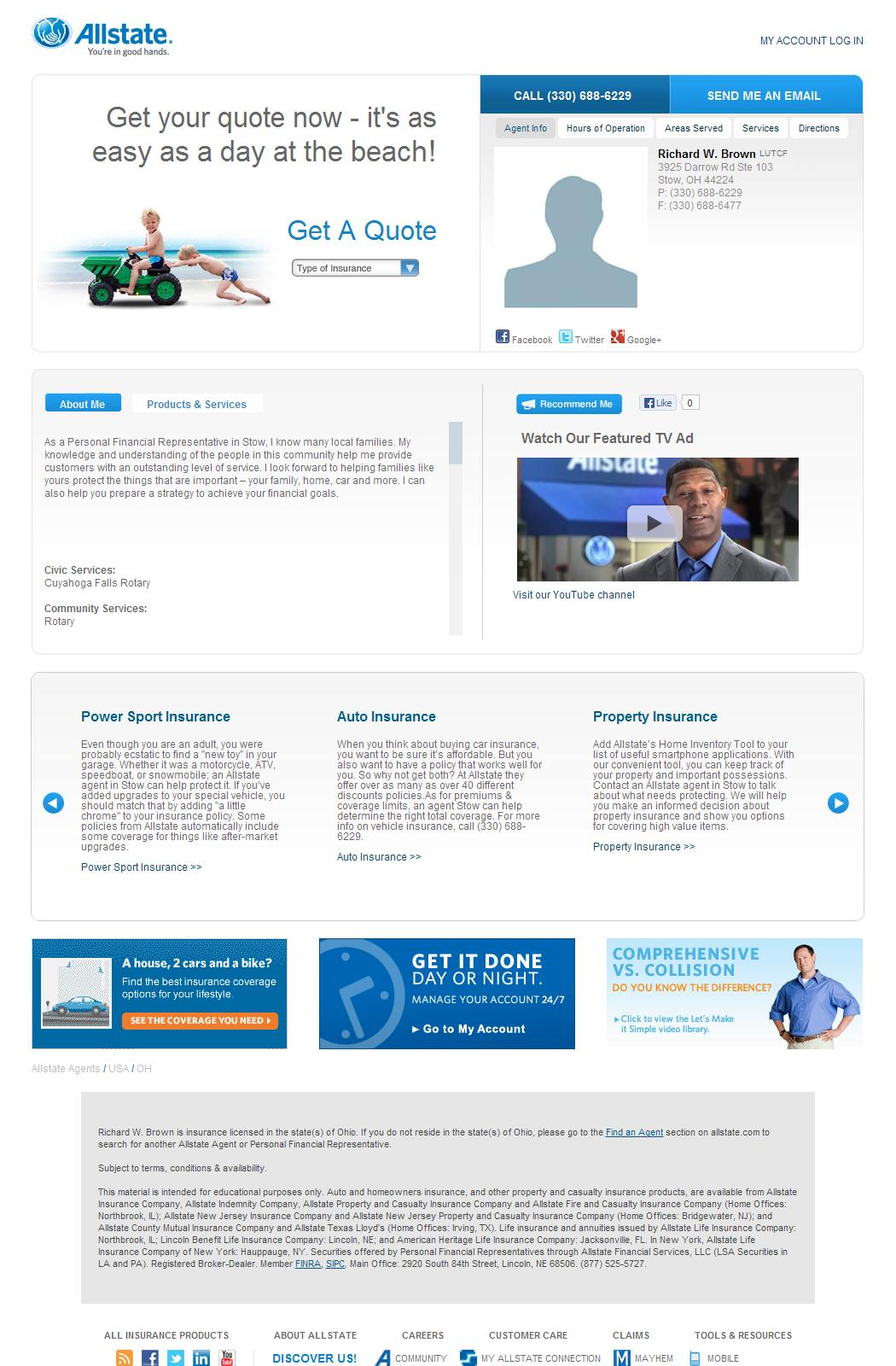 process of tracking customer contacts and providing the customer with a price quote is
