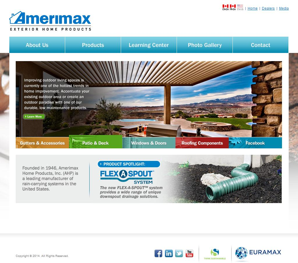 Amerimax | Exterior Home Products