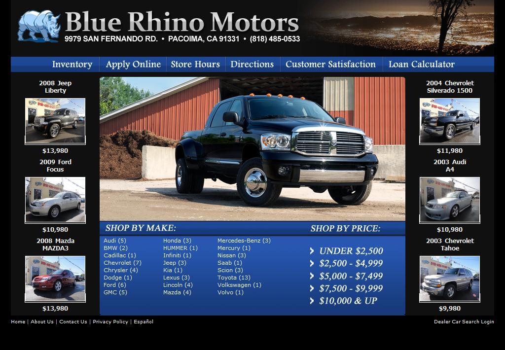http://bluerhinomotors.com/