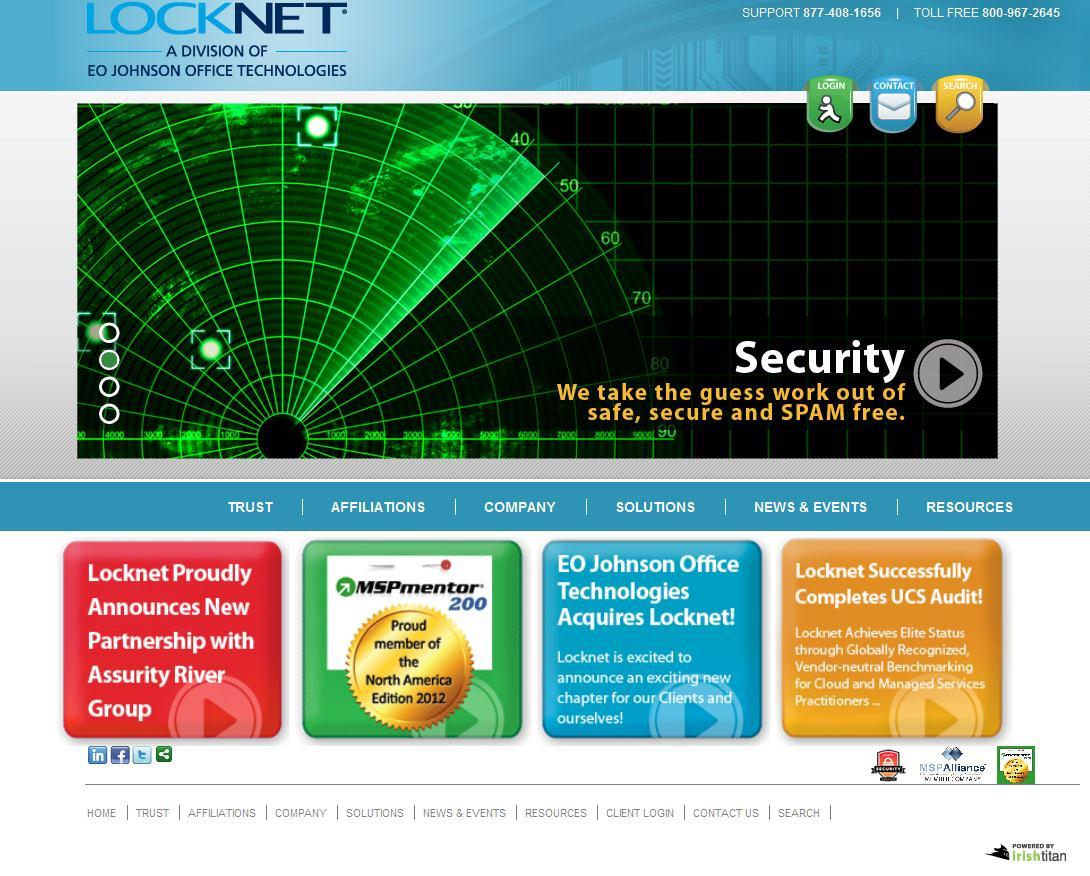 Home | Locknet
