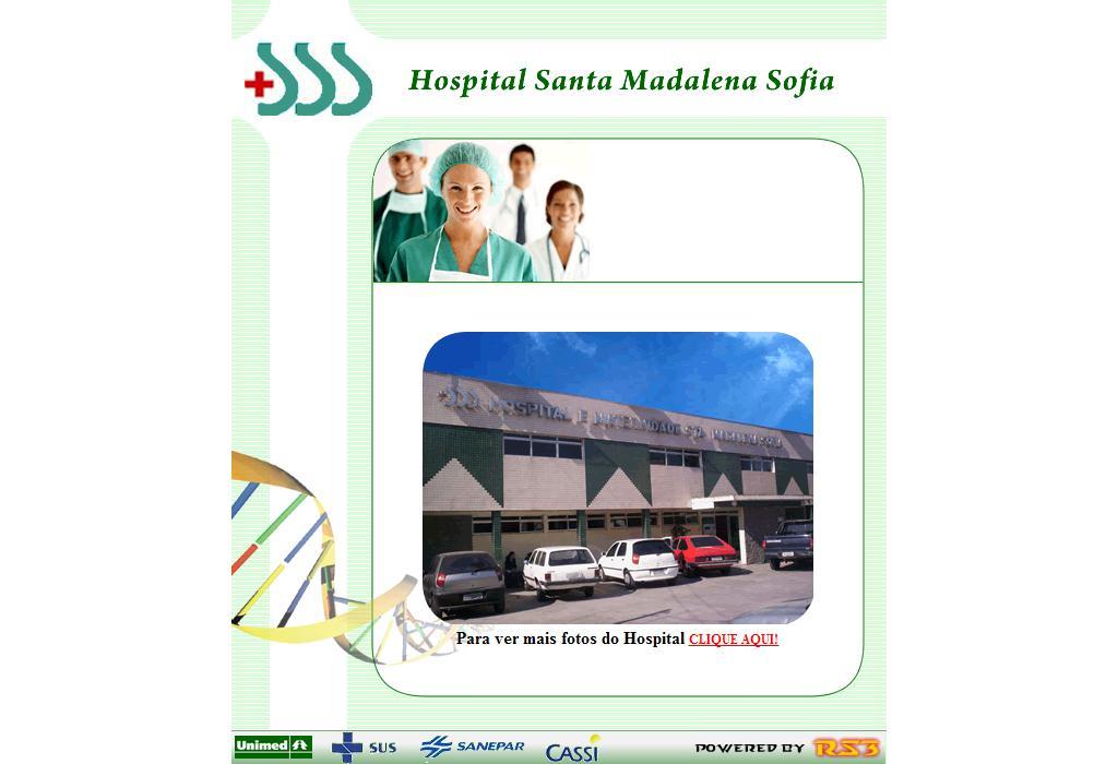 Hospital Santa Madalena Sofia
