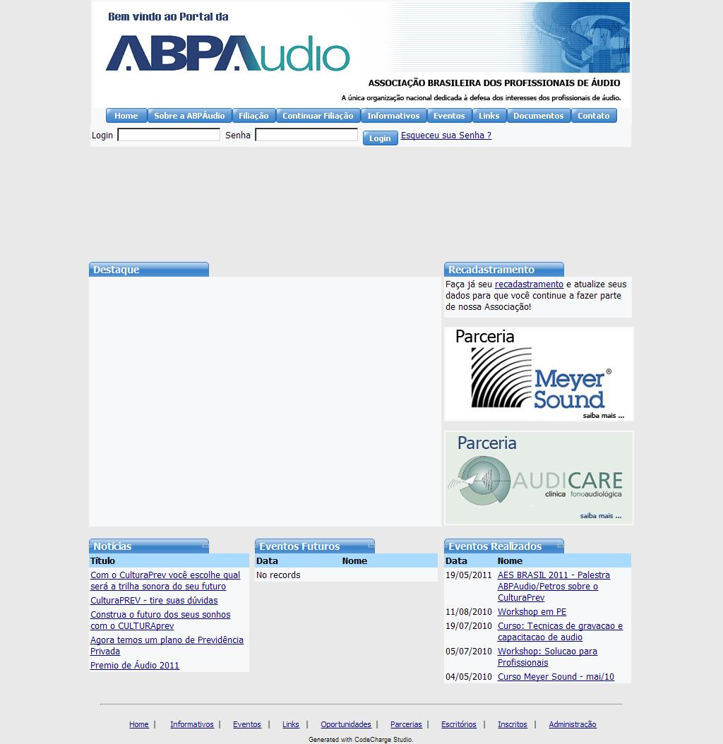 Portal ABPAudio
