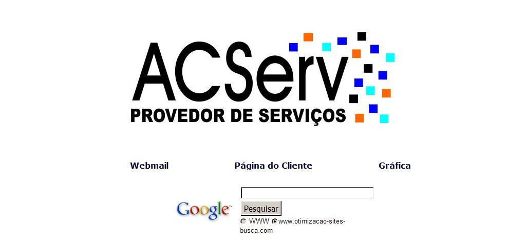 ACServ - Provedor de Serviços