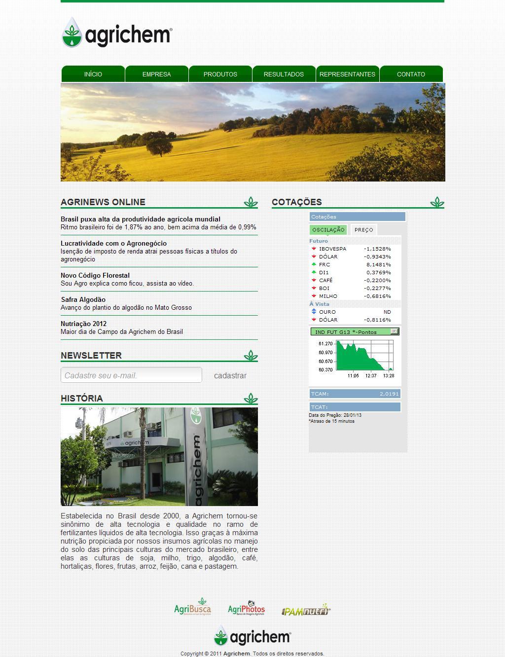 Home - Agrichem Fertilizantes Líquidos