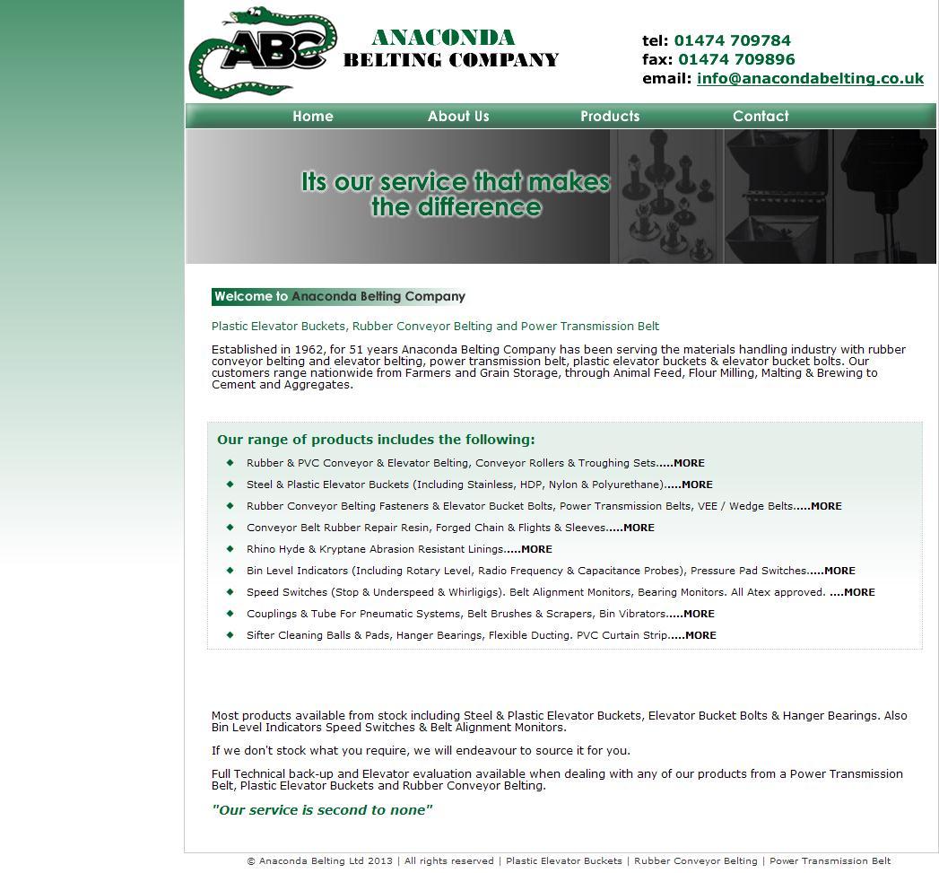Plastic Elevator Bucket | Rubber Conveyor Belting | Power Transmission Belt