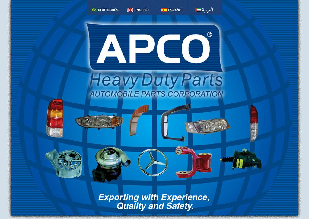 Apco Heavy Duty Parts