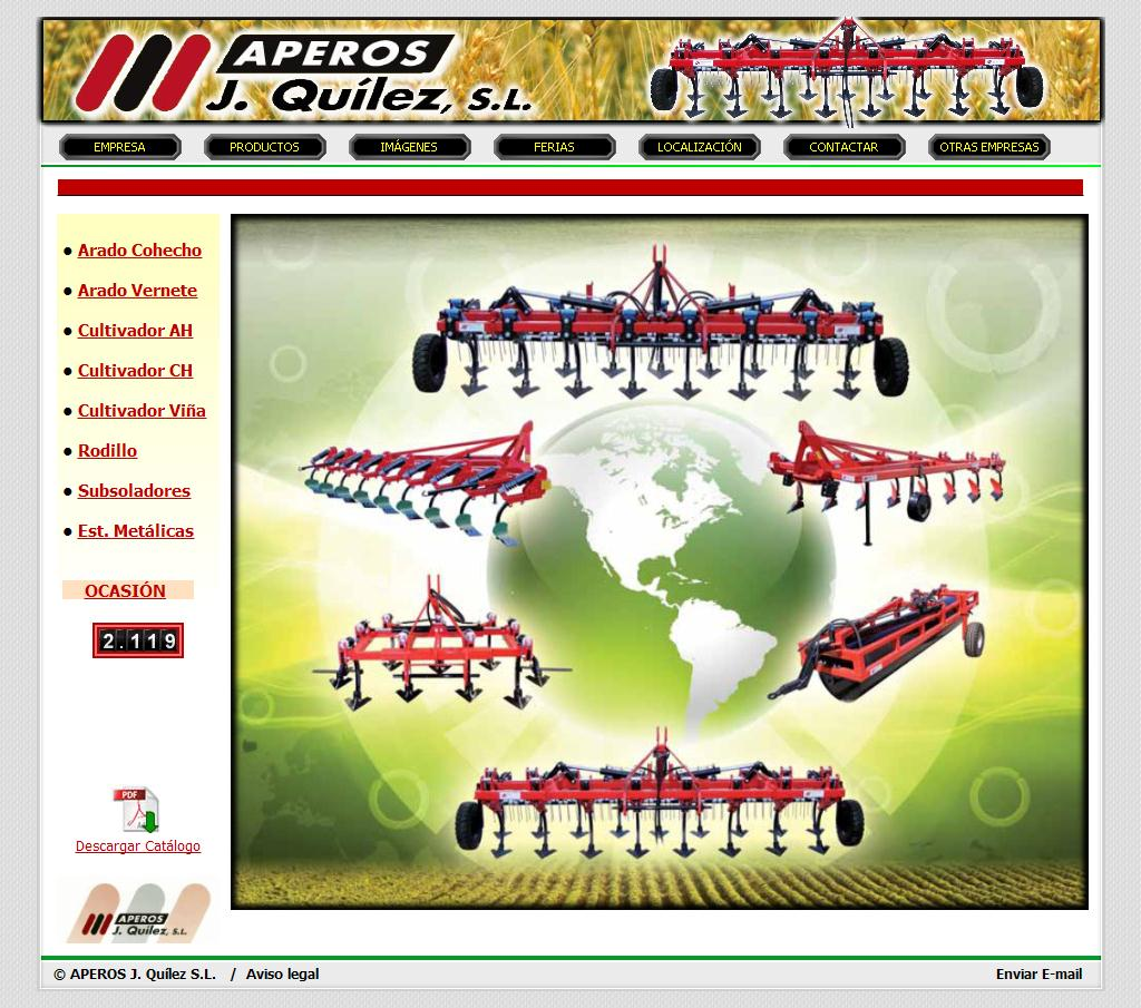 APEROS J. Quilez S.L.