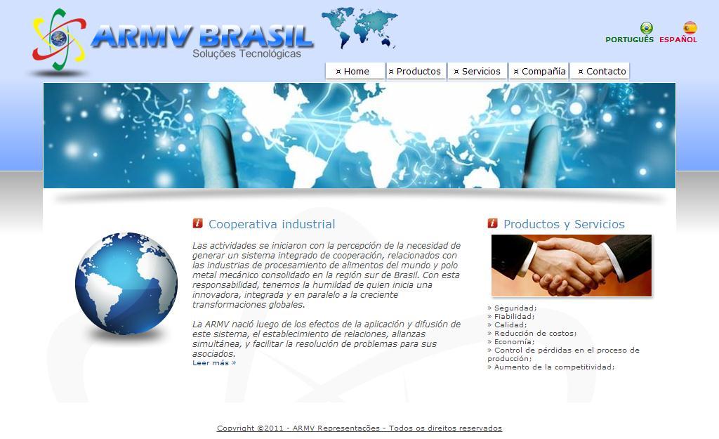 ARMV Soluções Tecnológicas Ltda.
