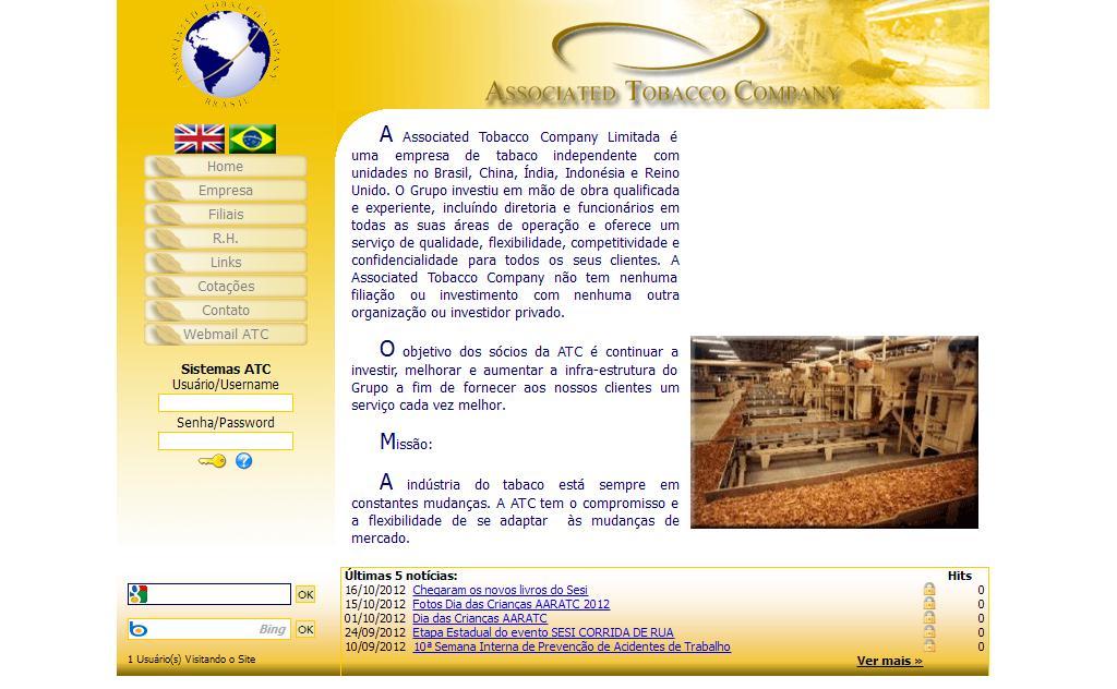 ATC - Sistemas Web