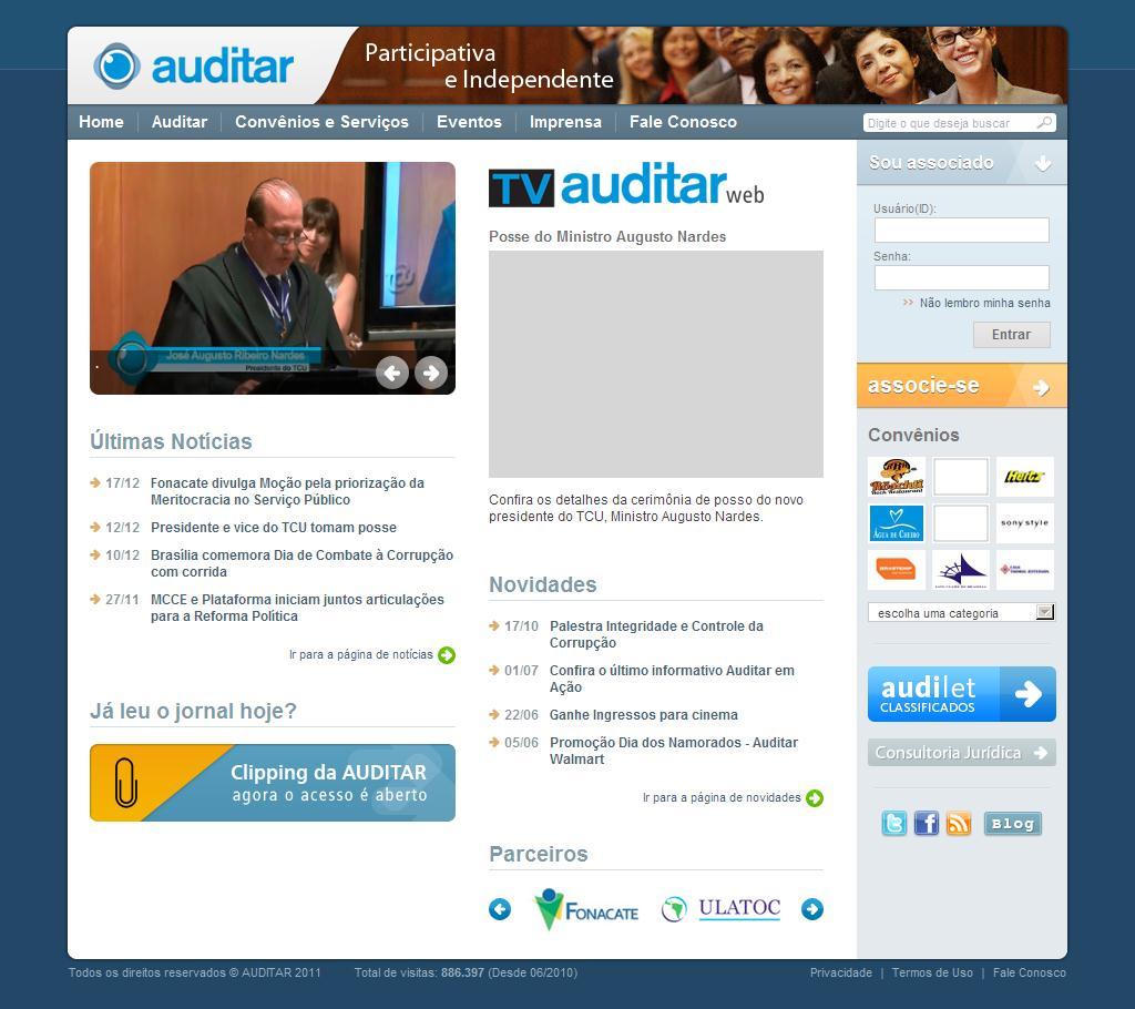 AUDITAR - União dos Auditores Federais de Controle Externo