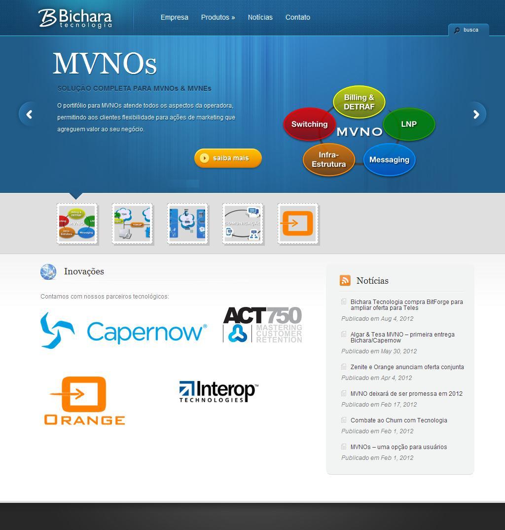 Bichara Tecnologia | Soluções para Operadoras STFC, SCM e MVNO