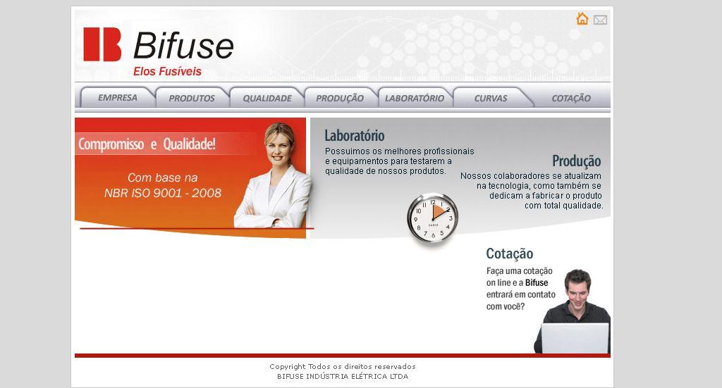 Bifuse - Indústria Elétrica