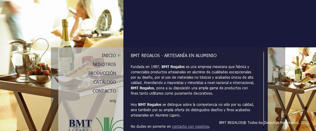 BMT Regalos