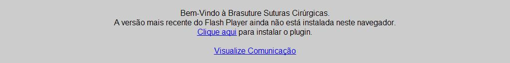 BRASUTURE - SUTURAS CIRÚRGICAS