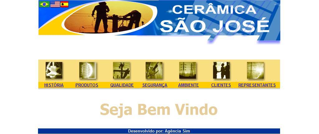 ::: Cerâmica São José ::: - Seja Bem Vindo