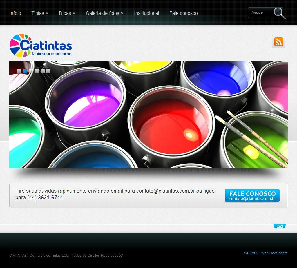 CIATINTAS.COM.BR