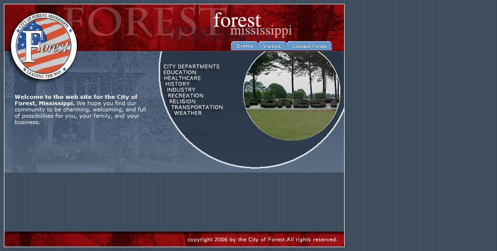 The City of Forest