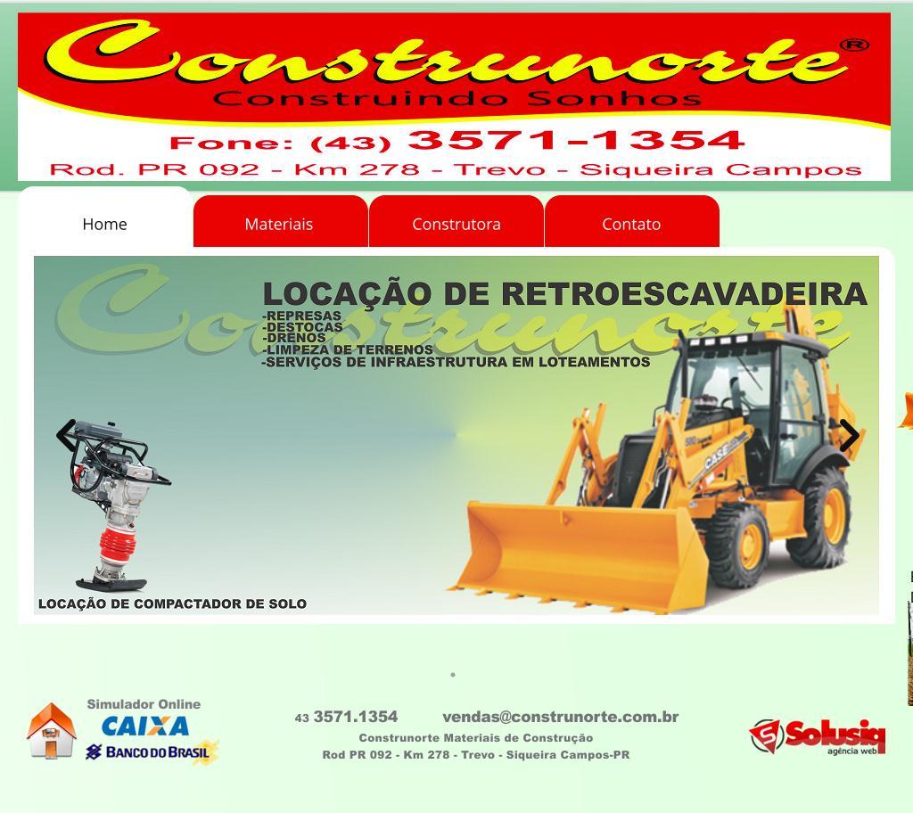 ..:: Construnorte ::.. Materiais de Construção