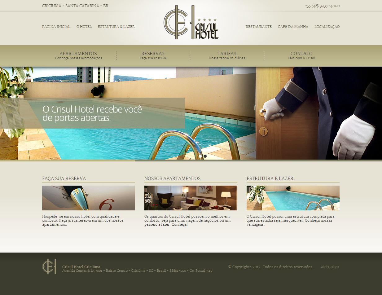 Crisul Hotel - Criciúma SC