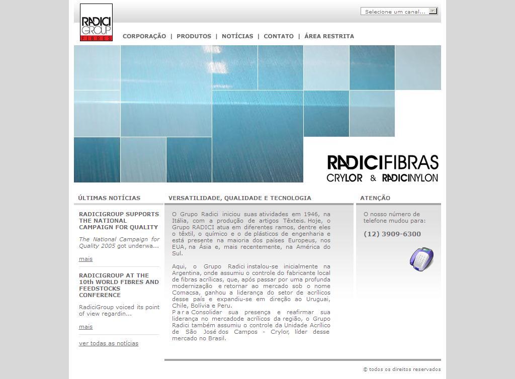 Radicifibras Brasil