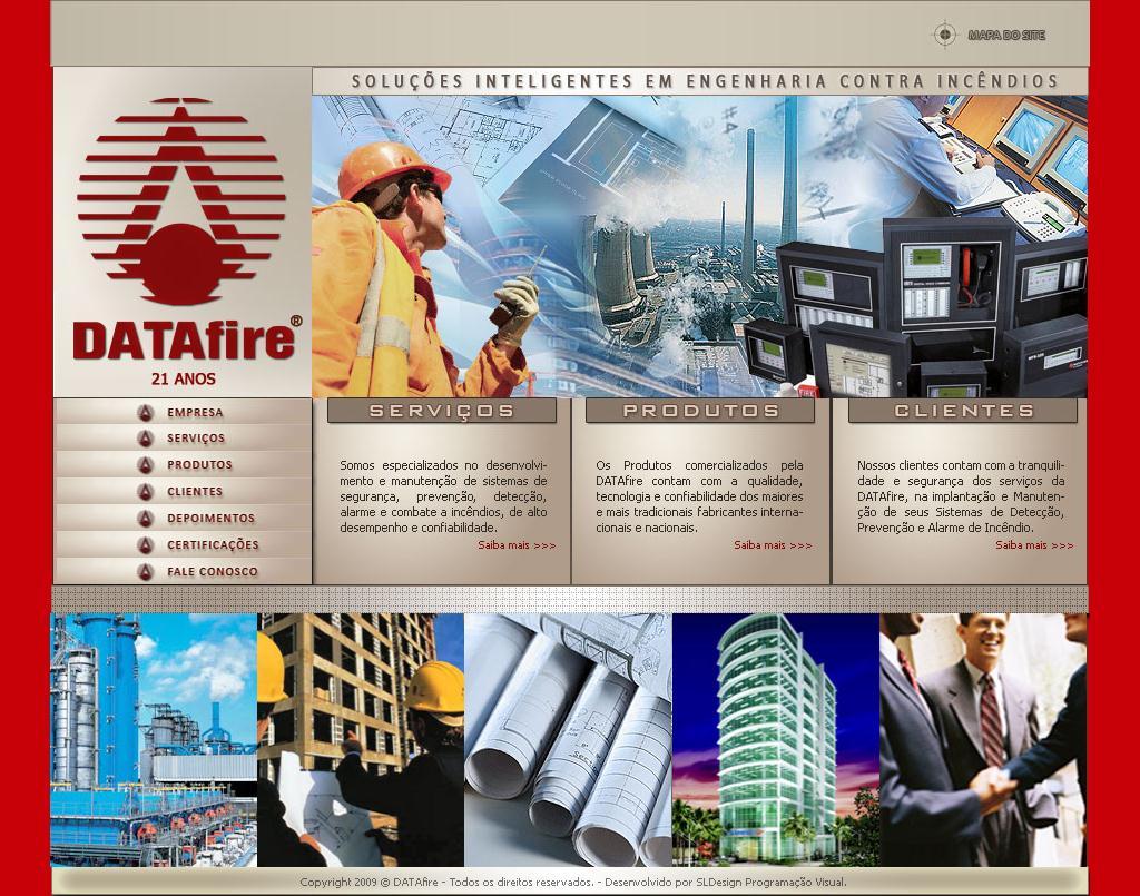 :: DATAfire - Soluções Inteligentes em Engenharia Contra Incêndios ::
