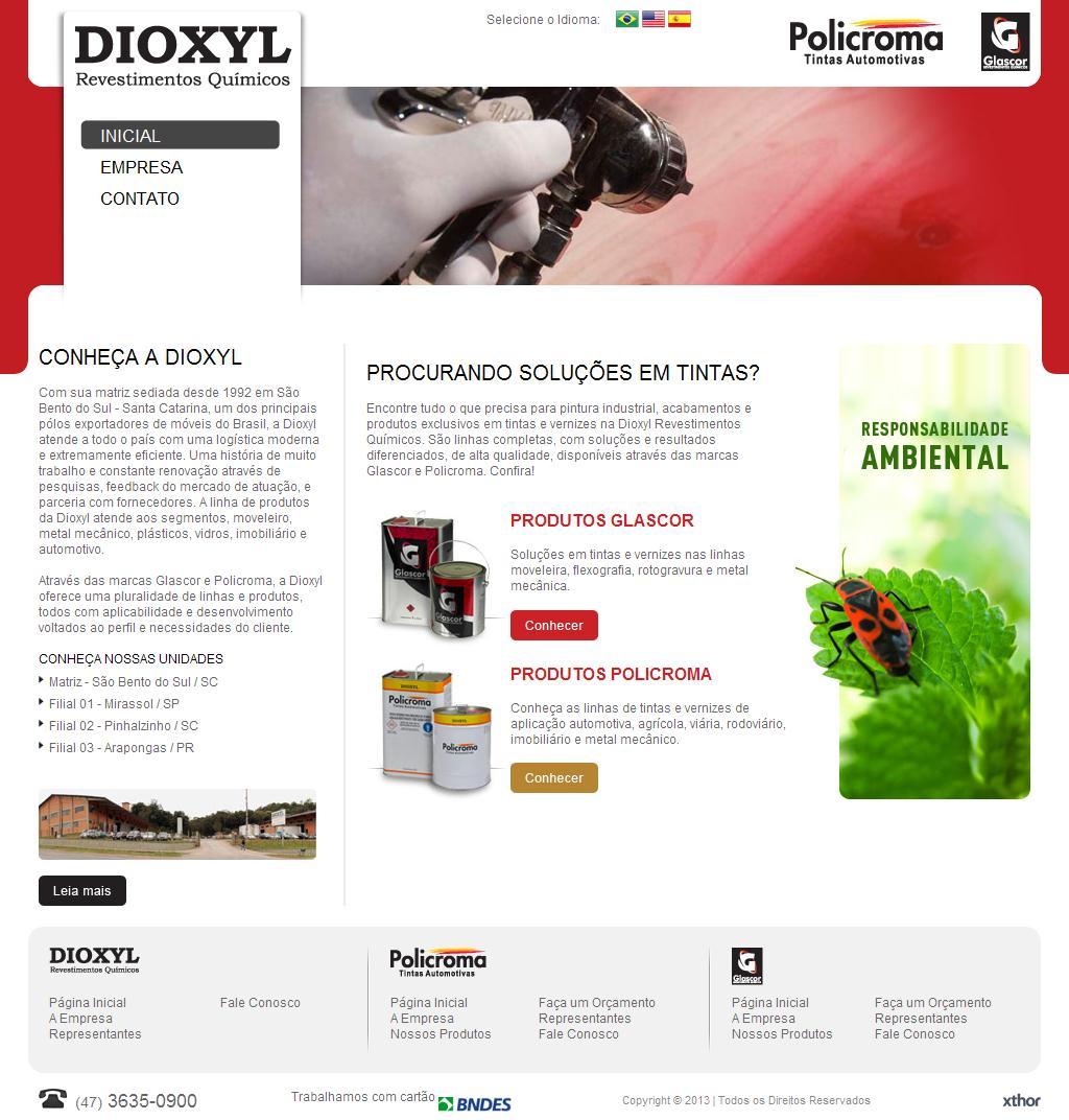 Dioxyl - Revestimentos Químicos