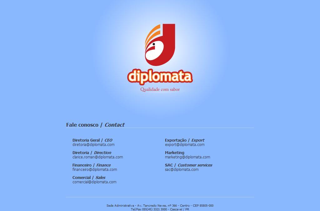 Diplomata Industrial e Comercial