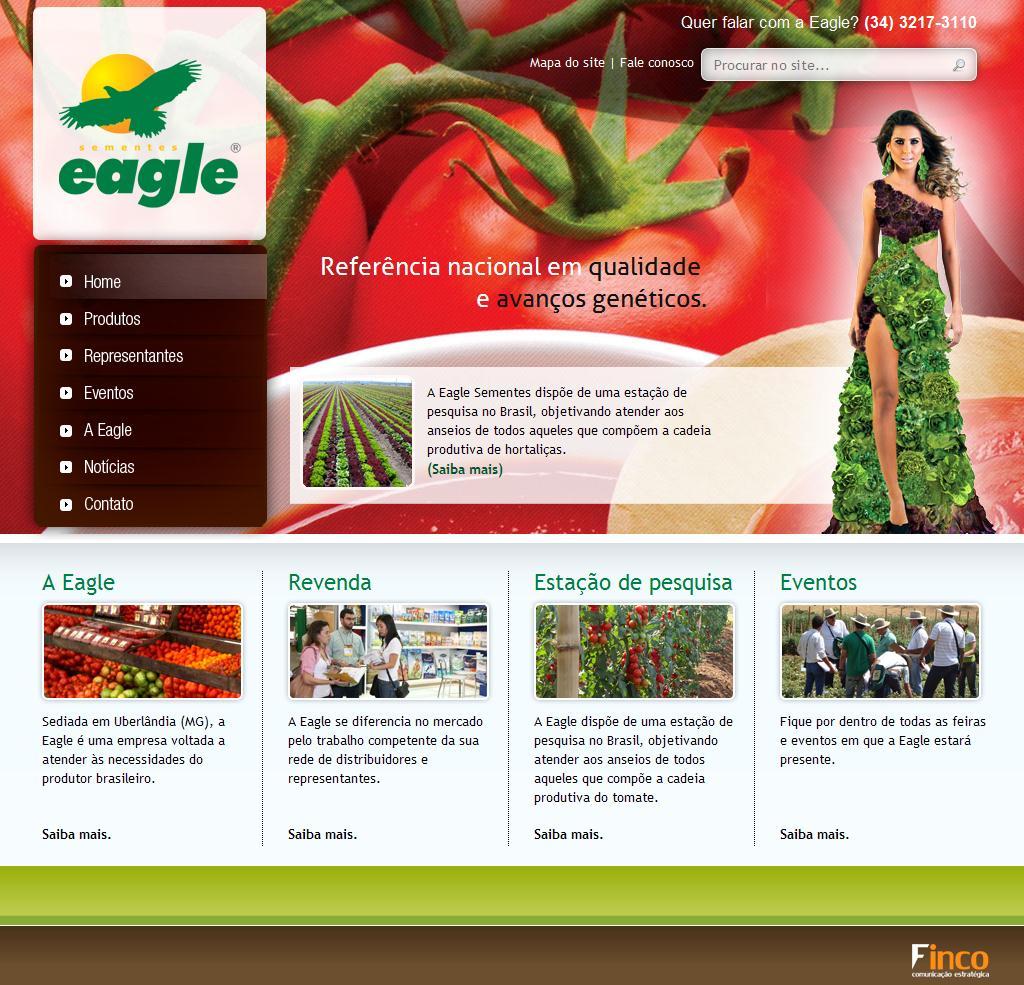 Eagle Sementes de tomate, alface, pepino, abóbora, cebola