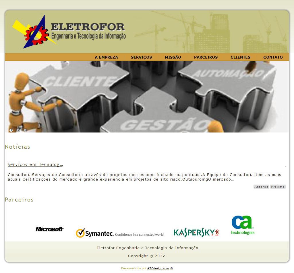 Eletrofor Engenharia e Automação Industrial