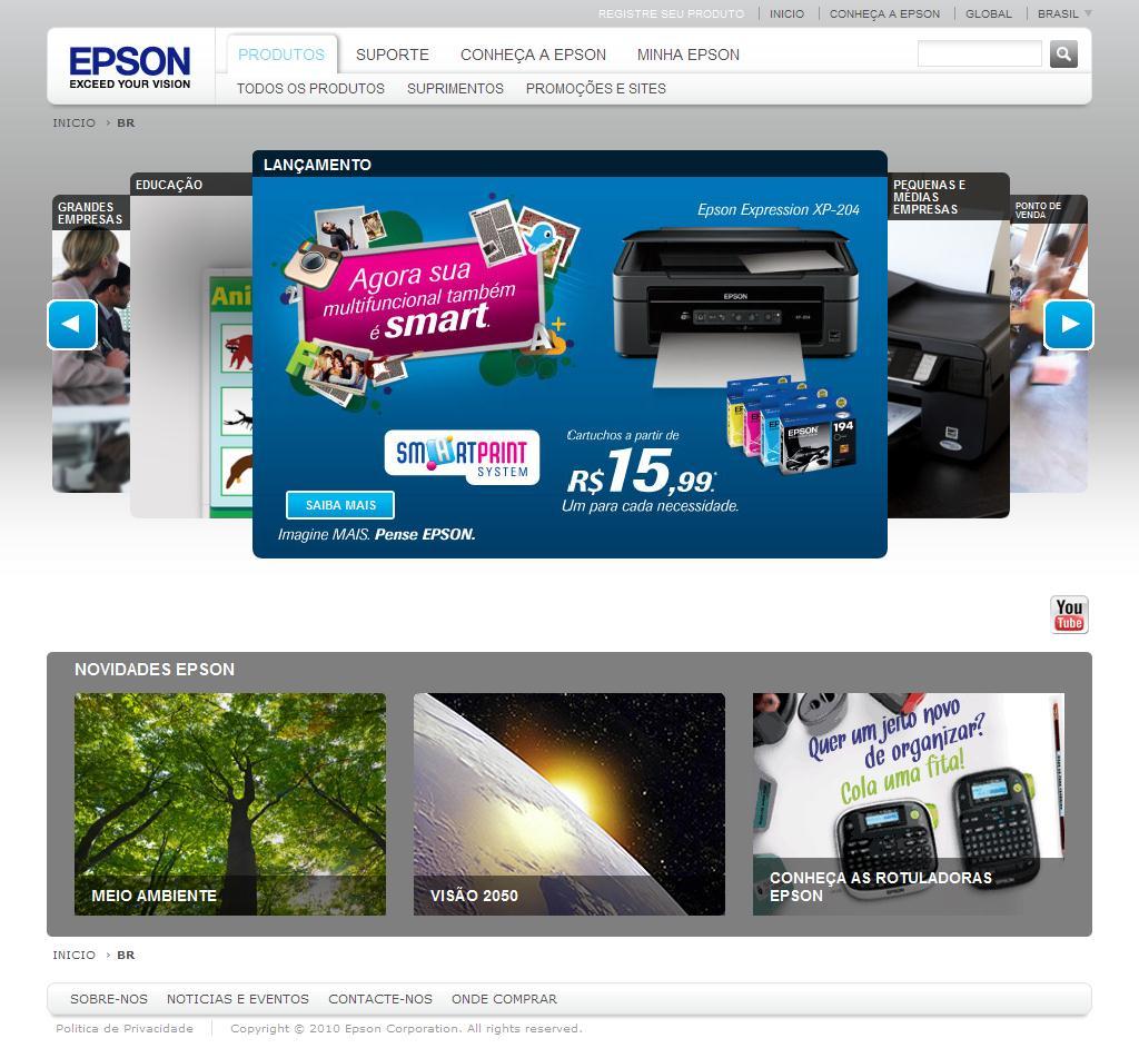 Epson Brasil-