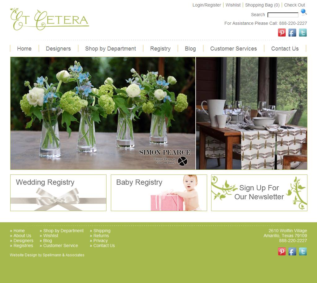 Offering Unique Collectibles and Special Gifts ~ Et Cetera
