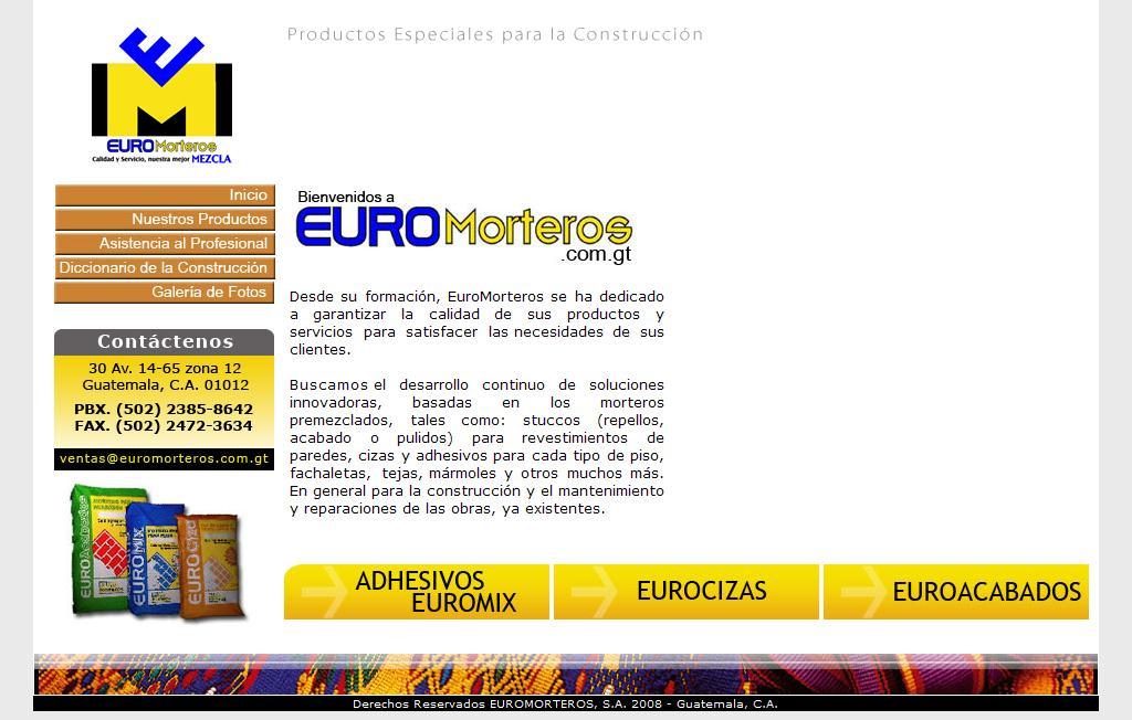 EUROMORTEROS, S.A.