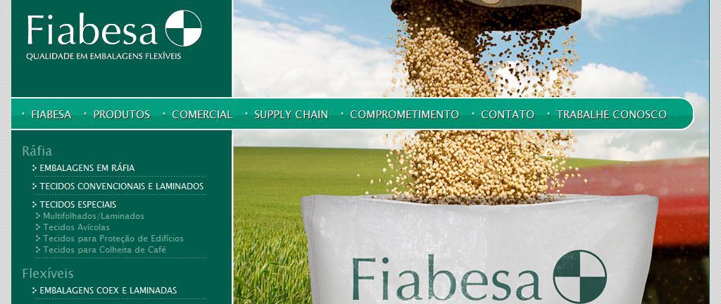 FIABESA - Qualidade em Embalagens Flexíveis