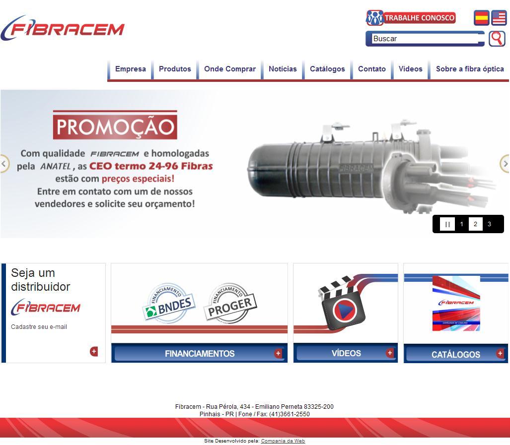 Fibracem.com.br