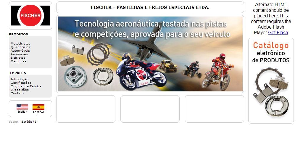 .: FISCHER FREIOS :.