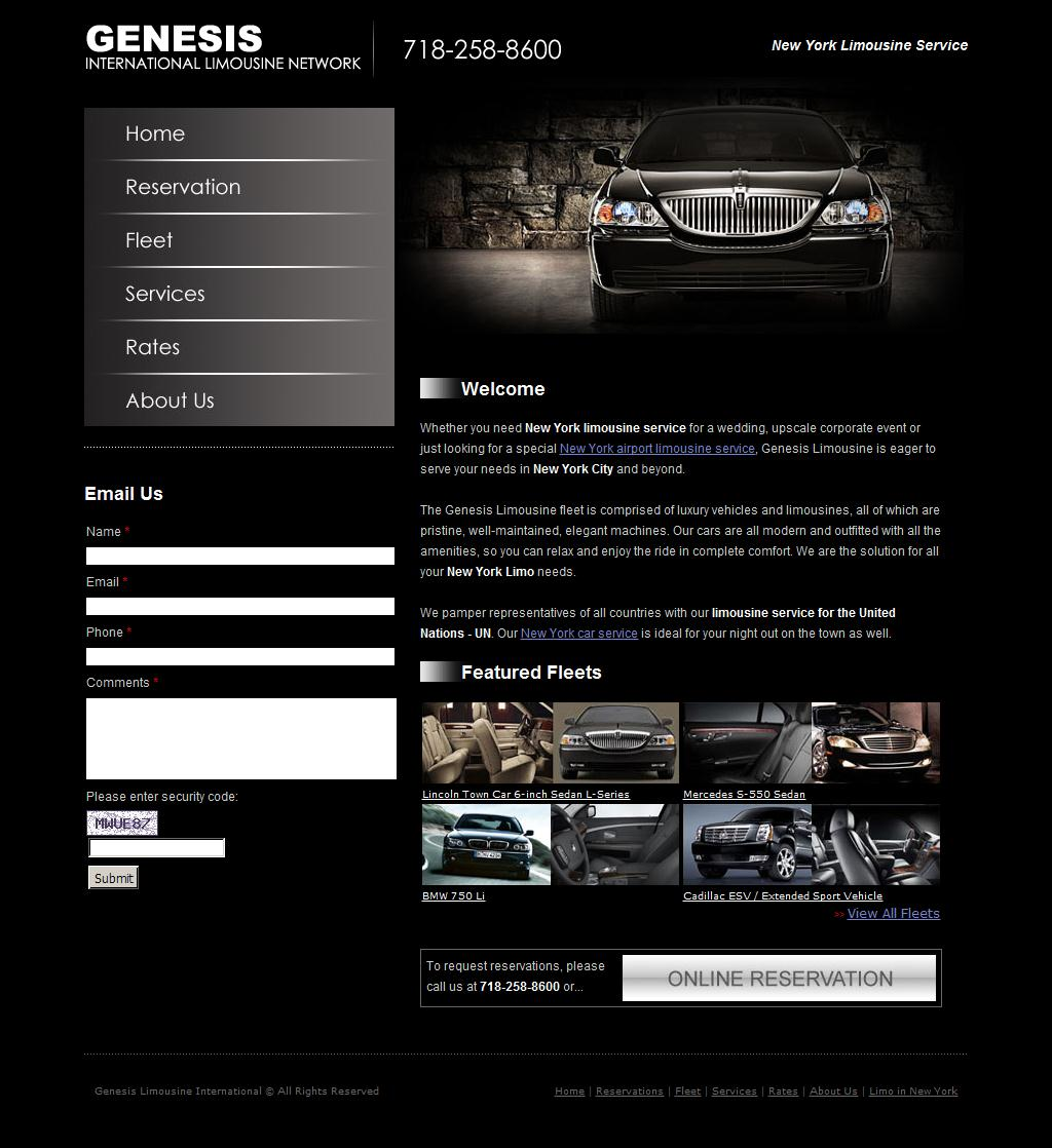 Car Service in NY, Limo New York, Limousine New York NY, Limo Service In New York, NYC Limousine