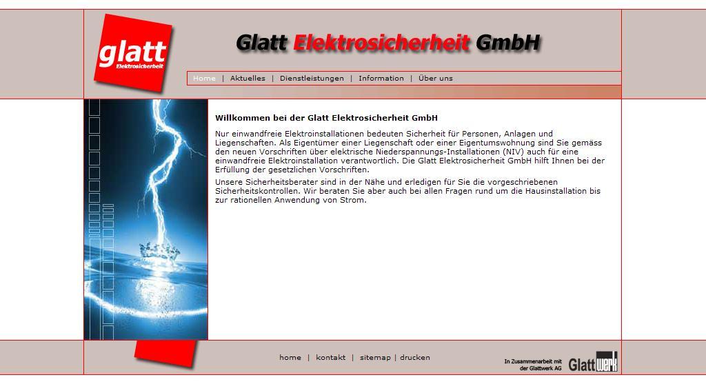 Glatt Elektrosicherheit GmbH