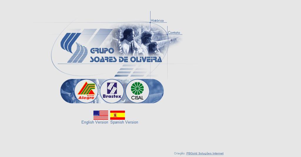 GSO - Grupo Soares de Oliveira