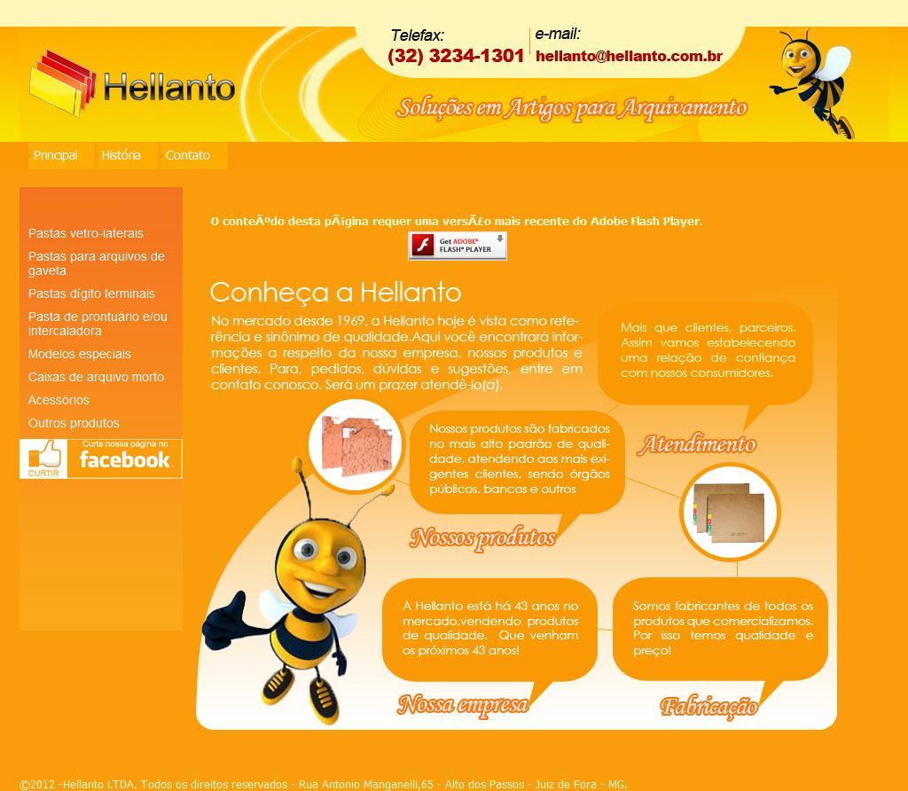 Hellanto | Soluções em Artigos para Arquivamento