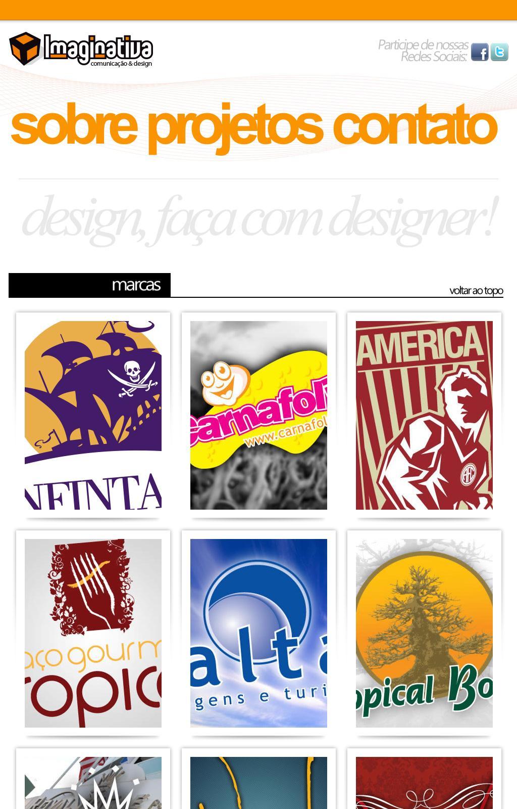 Imaginativa | comunicação & design