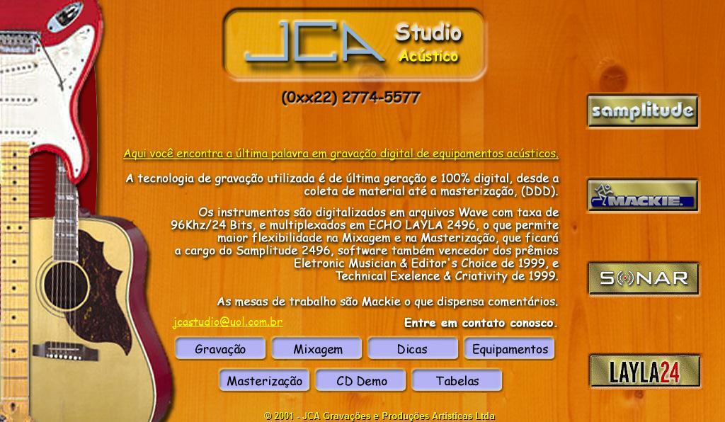 JCA Produções - A No. 1 da Região dos Lagos - RJ