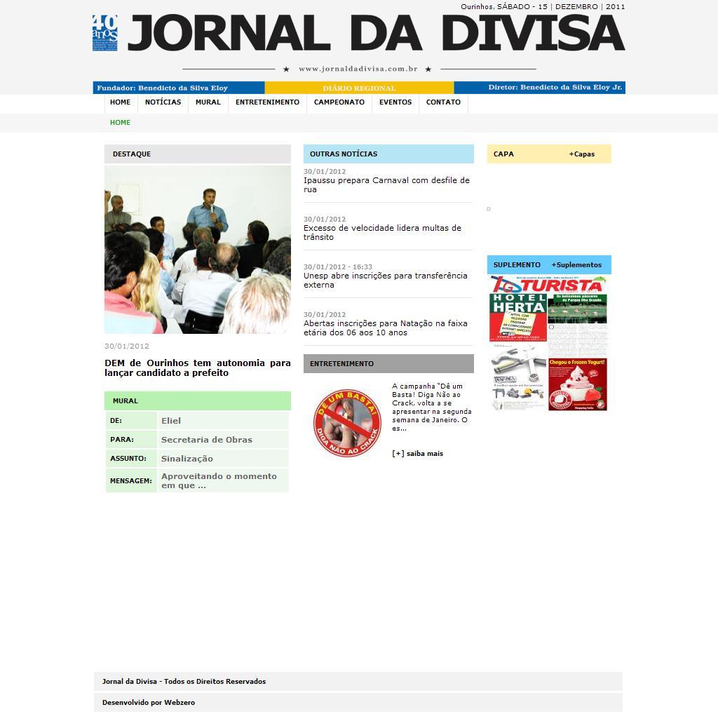 Jornal da Divisa