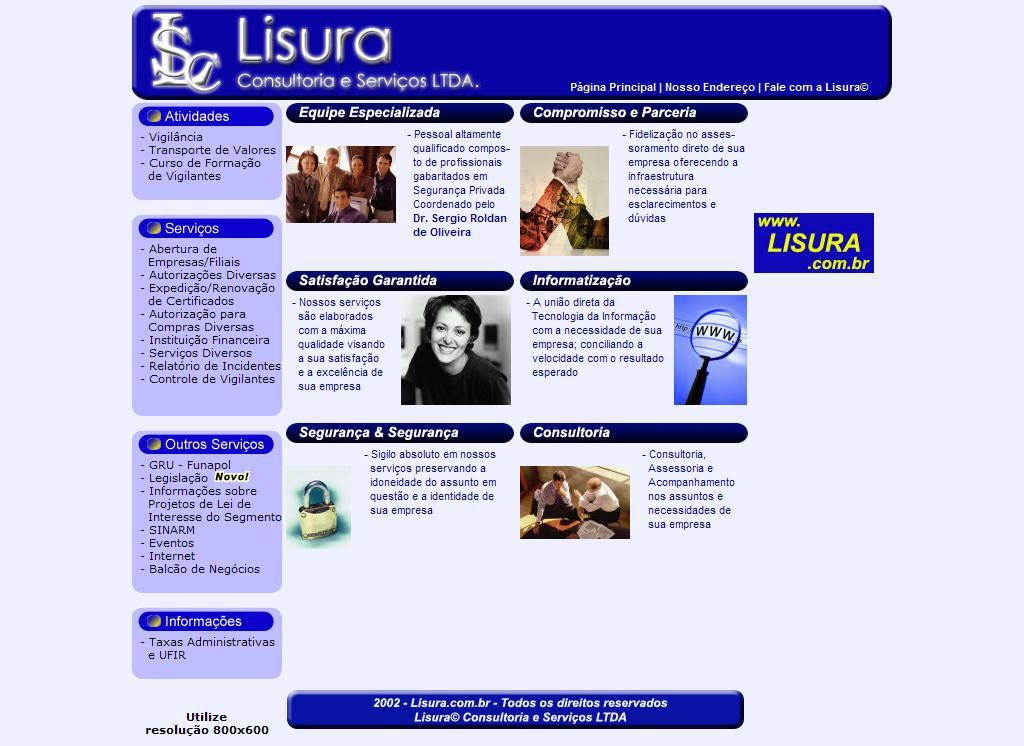 Lisura© Consultoria e Serviços LTDA