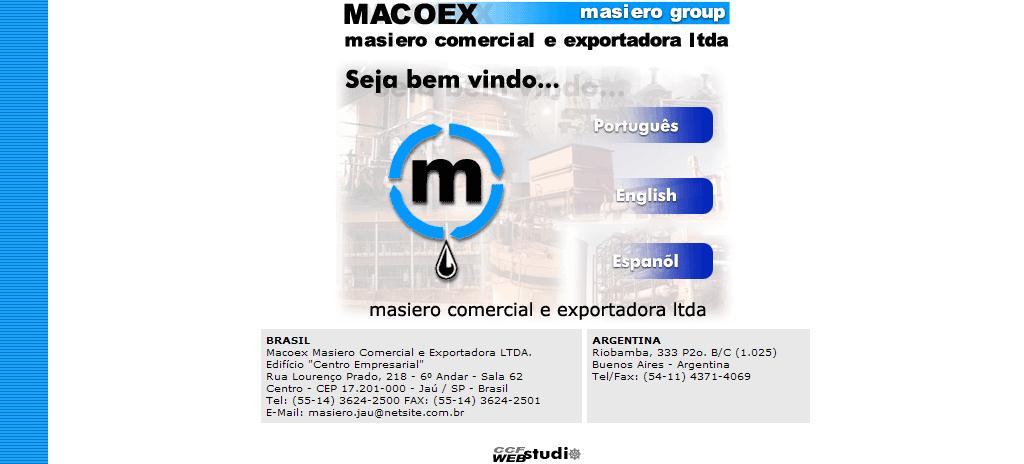 Macoex - Masiero Group