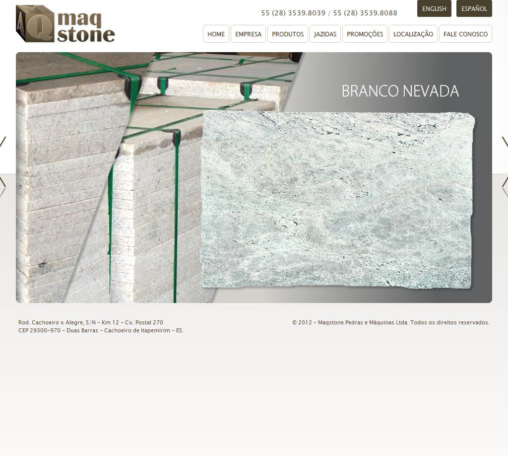 Maqstone Pedras e Máquinas Ltda.