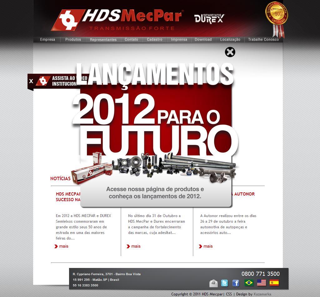 HDS MECPAR
