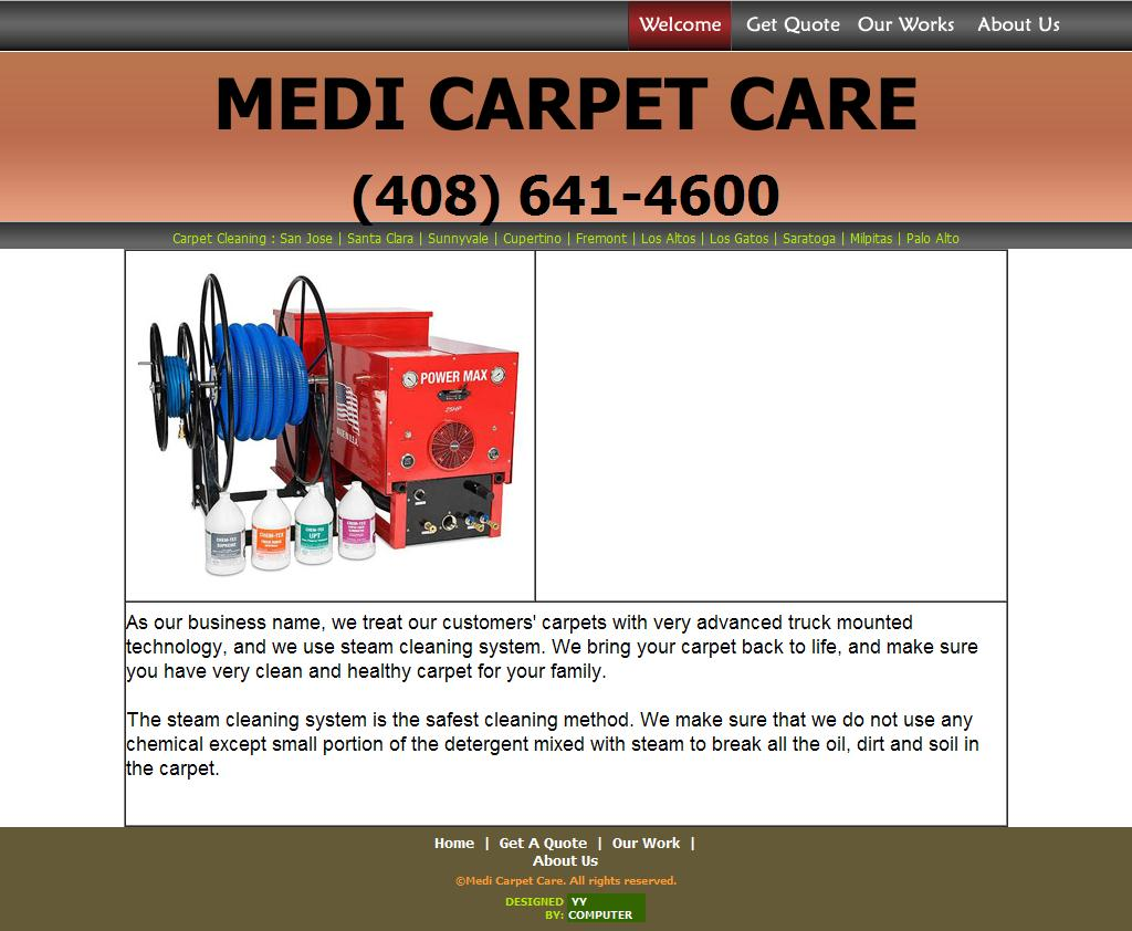 MEDI CARPET CARE